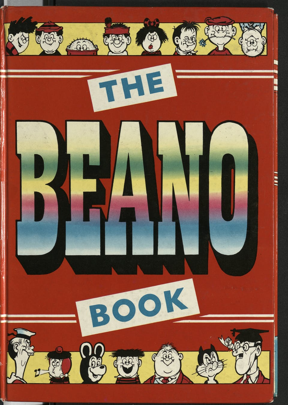 Cover - Beano Book 1961 Annual