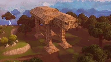 Fornite builds