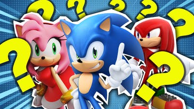 Which Sonic Character Are You Beano Com