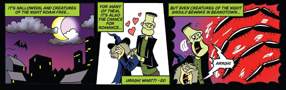 Inside Beano 4008 - Dennis and Gnasher
