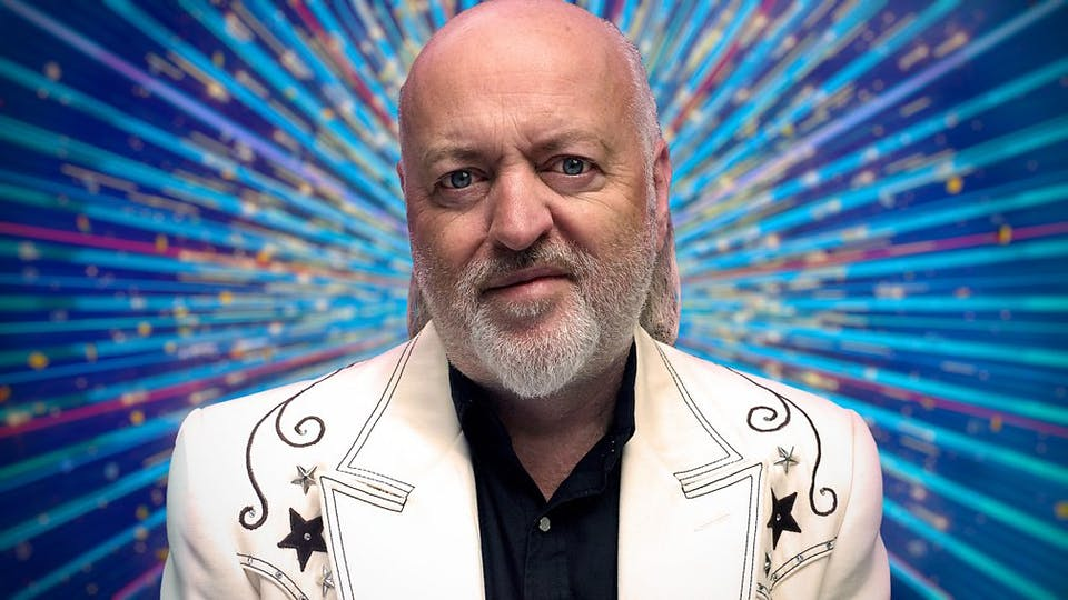 Bill Bailey on Strictly Come Dancing