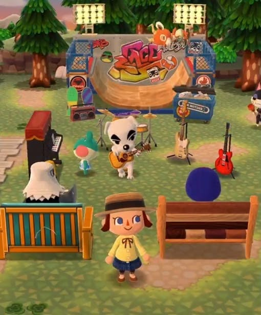 cool animal crossing pals
