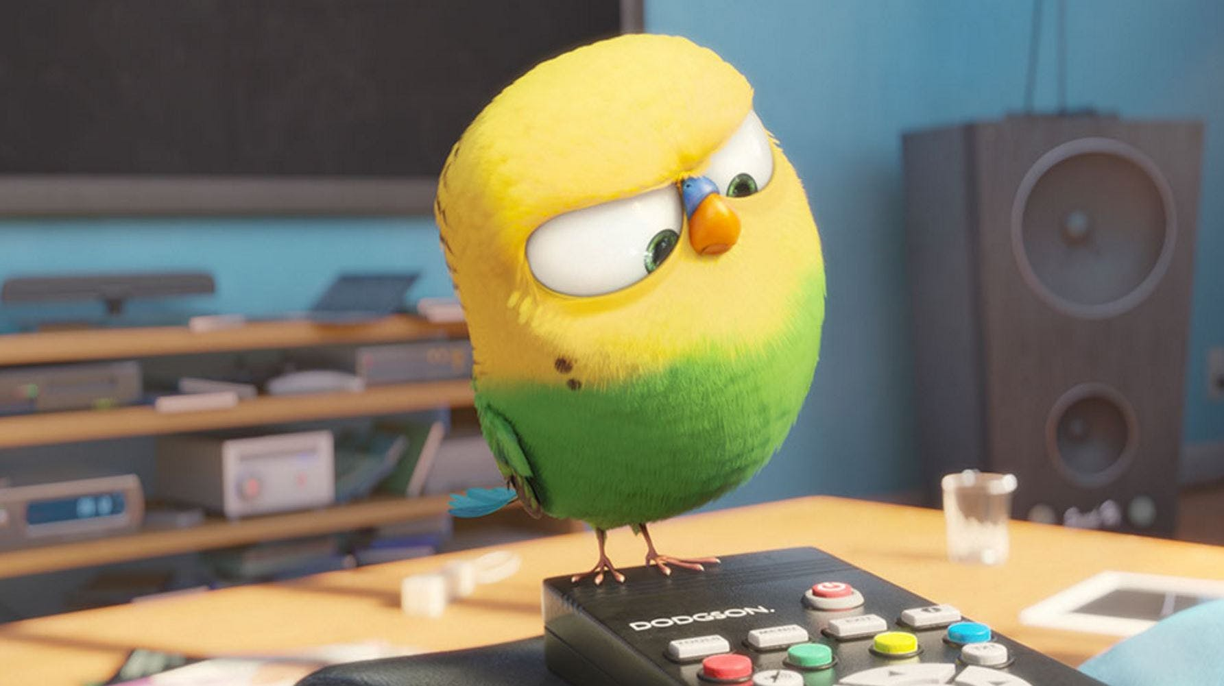 Sweetpea from The Secret Life of Pets