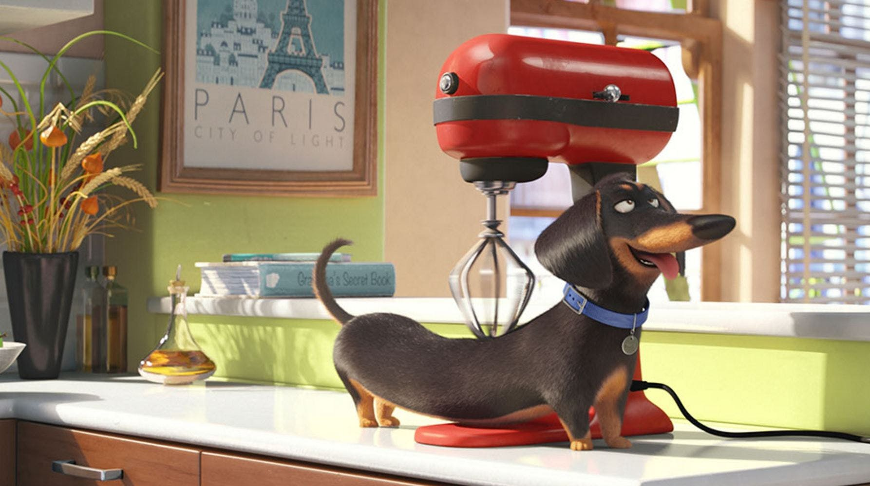 Buddy from The Secret Life of Pets