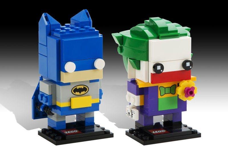 Lego Batman and the Joker