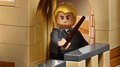 Draco Malfoy LEGO figure