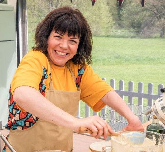 Great British Bake Off contestant Briony