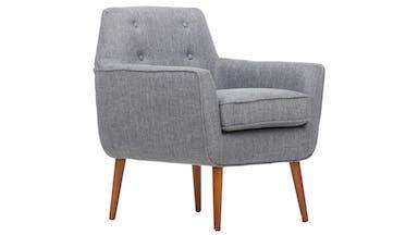 A grey chair