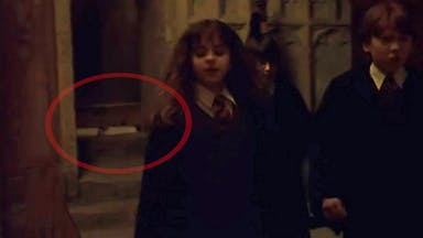 Harry Potter Cameraman : Harry potter : the six biggest mistakes in the films!
