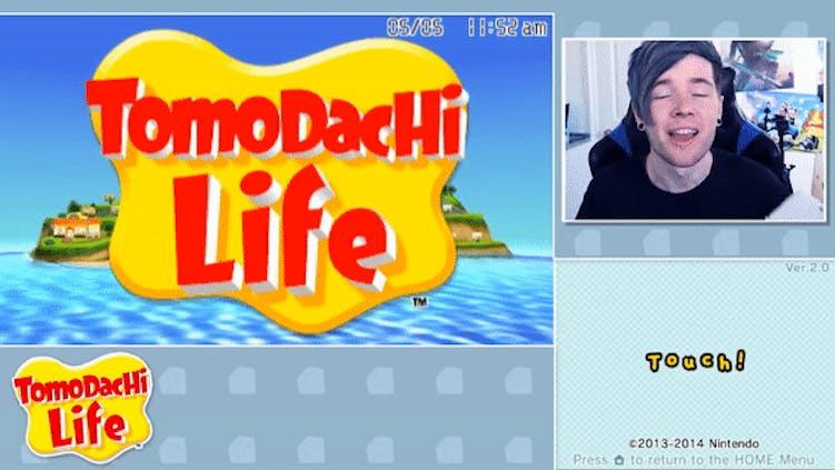 Dantdm Qr Code Mii List: The Ultimate DanTDM Tomodachi Life Quiz