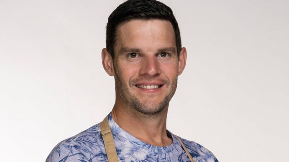 Great British Bake Off contestant Dave