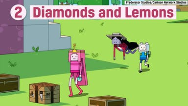 adventure time diamonds and lemons episode number