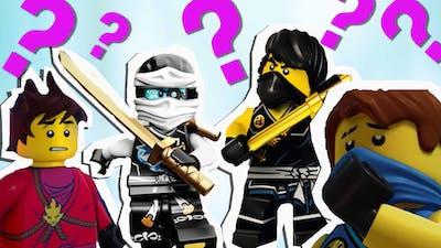 The Ultimate Ninjago Quiz! | Lego Ninjago | Lego on Beano.com