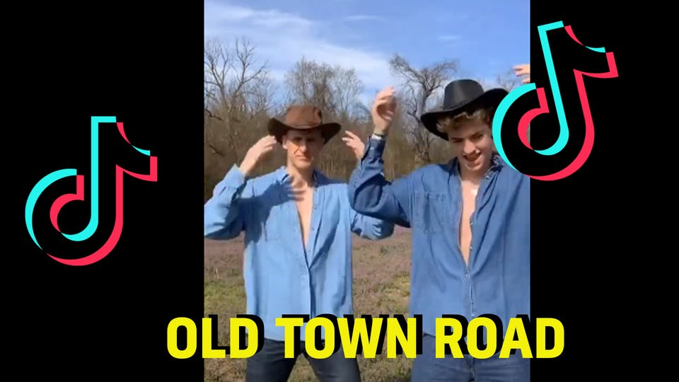 Old town road thumbnail