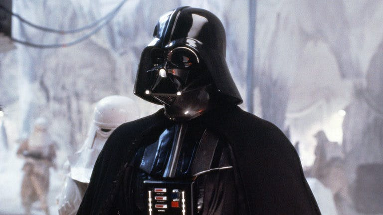 The ultimate Star Wars villain Darth Vader