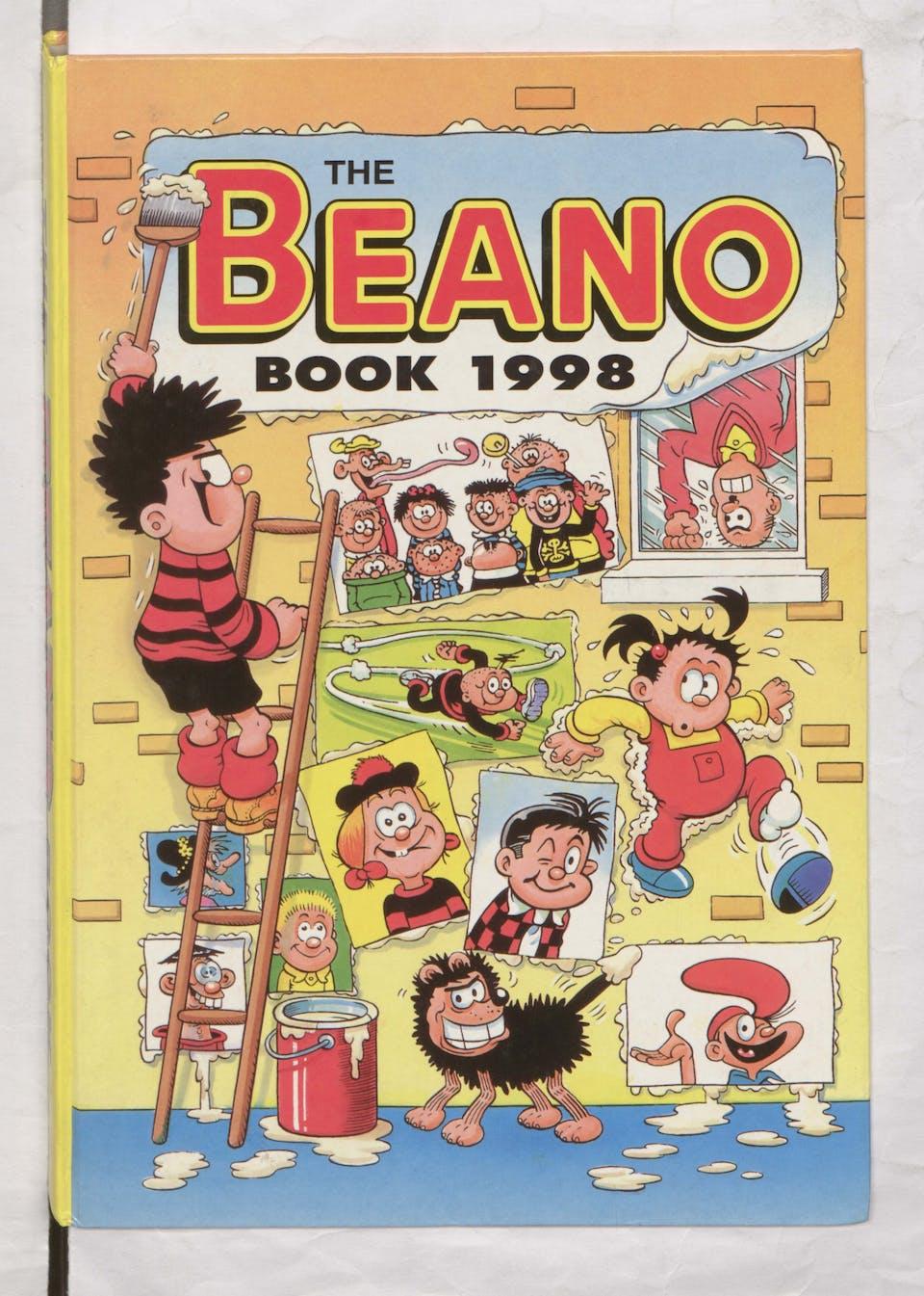 Beano Book 1990 Annual