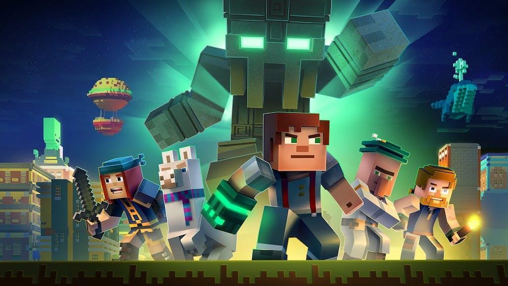 Minecraft Story Mode Quiz Minecraft Quiz
