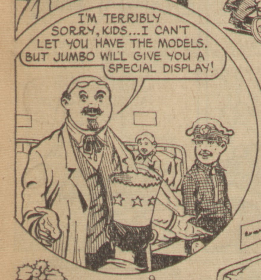 General Jumbo 1964