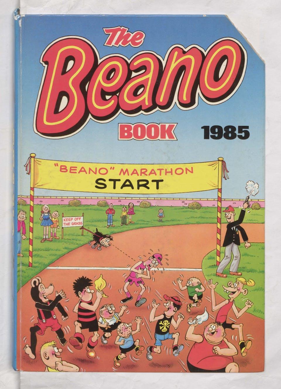 Beano Book 1985 Annual