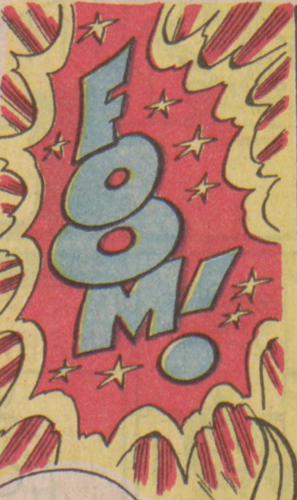 Bananaman 1985 - potassium power!