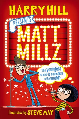 Harry Hill's new book Matt Millz