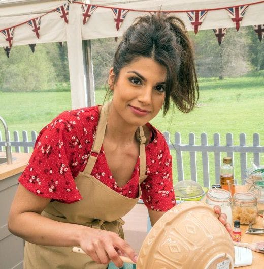 Great British Bake Off contestant Ruby