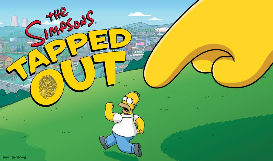 Simpsons Tapped Out