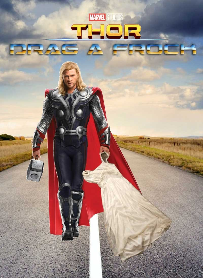 THOR: DRAG A FROCK