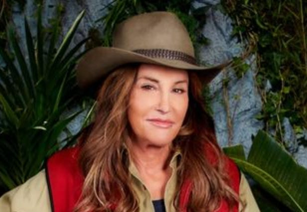 Caitlyn Jenner on ITV's I'm a Celebrity, Get Me Out of Here!