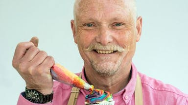Great British Bake Off contestant Terry