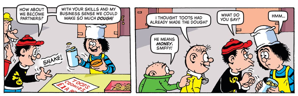 Beano no. 4002 - Bash Street Kids