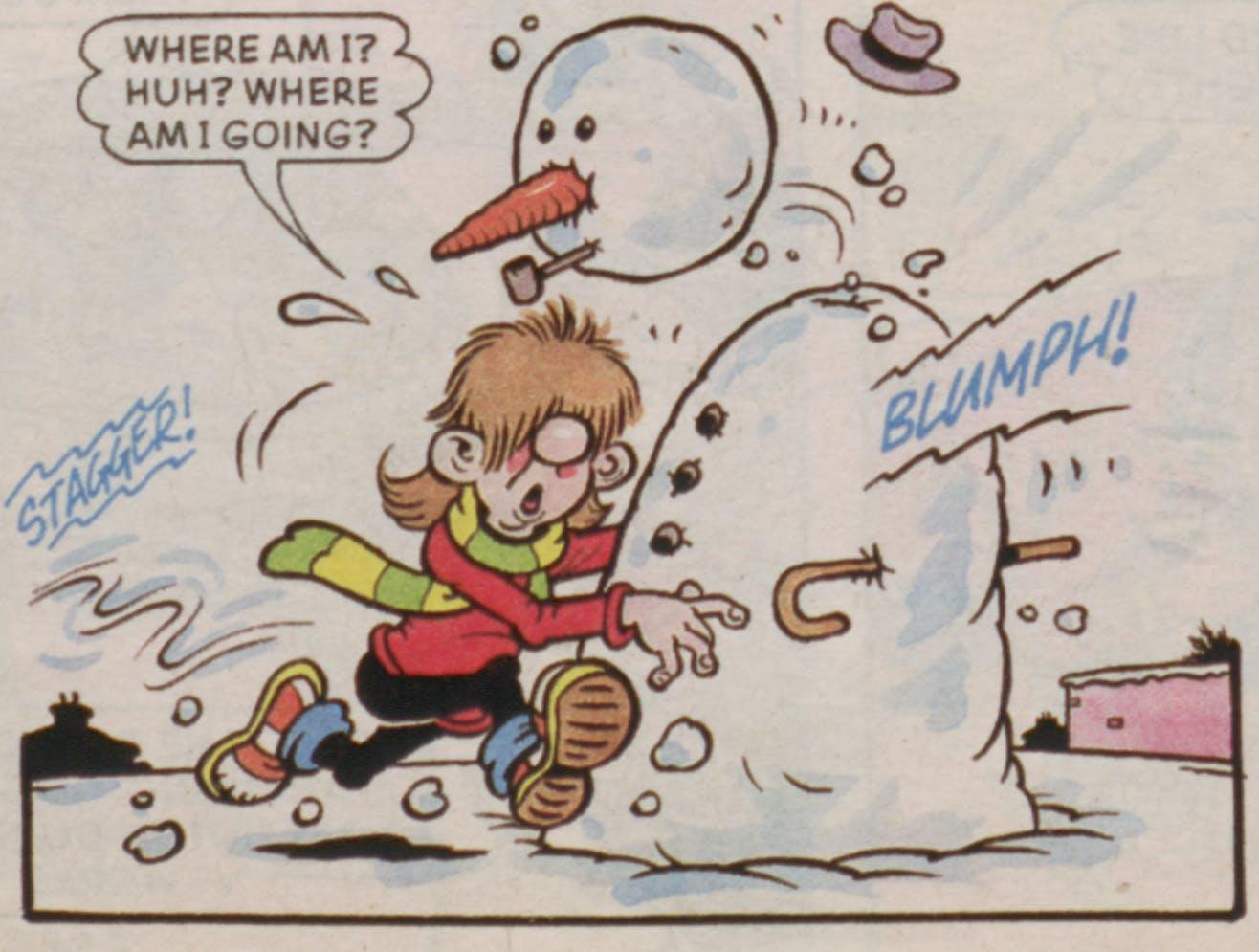 Numskulls 1995: Brain Freeze