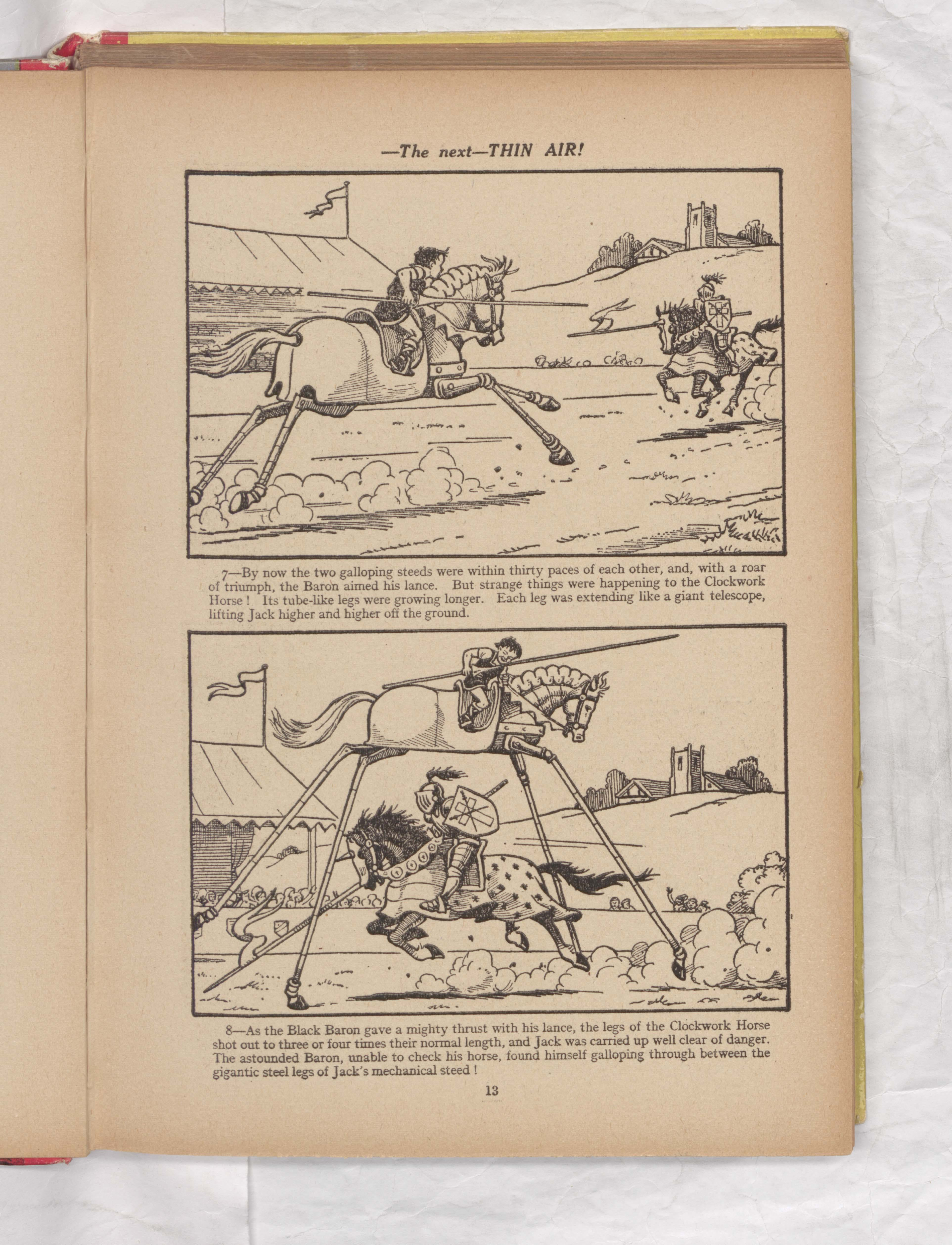 The Horse that Jack Built - Beano Book 1951 Annual