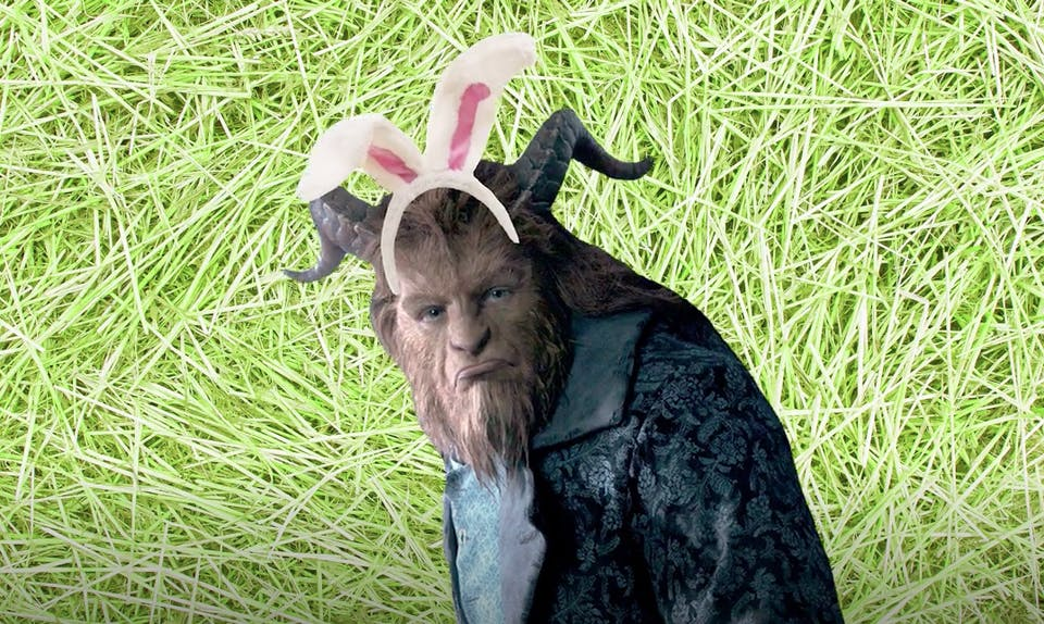 The Beast as an Easter egg