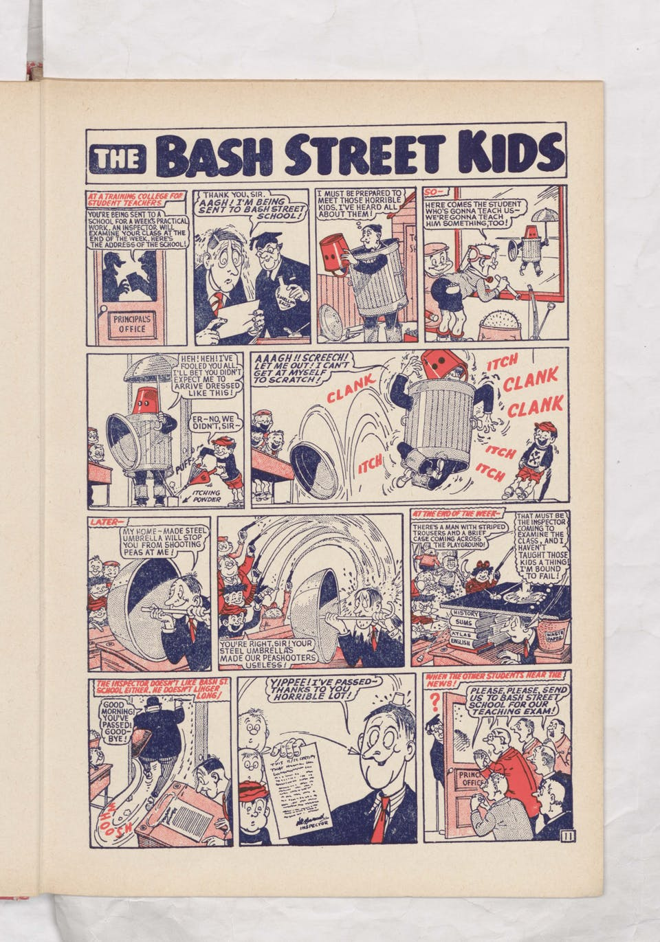 The Bash Street Kids - Beano Book 1959 Annual