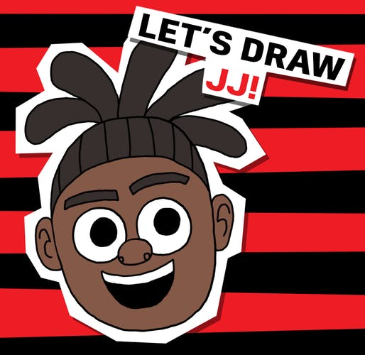Let's Quick Draw JJ