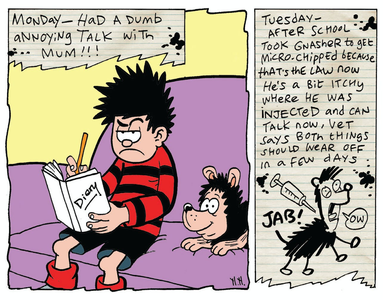 My Best Week Ever by Dennis the Menace