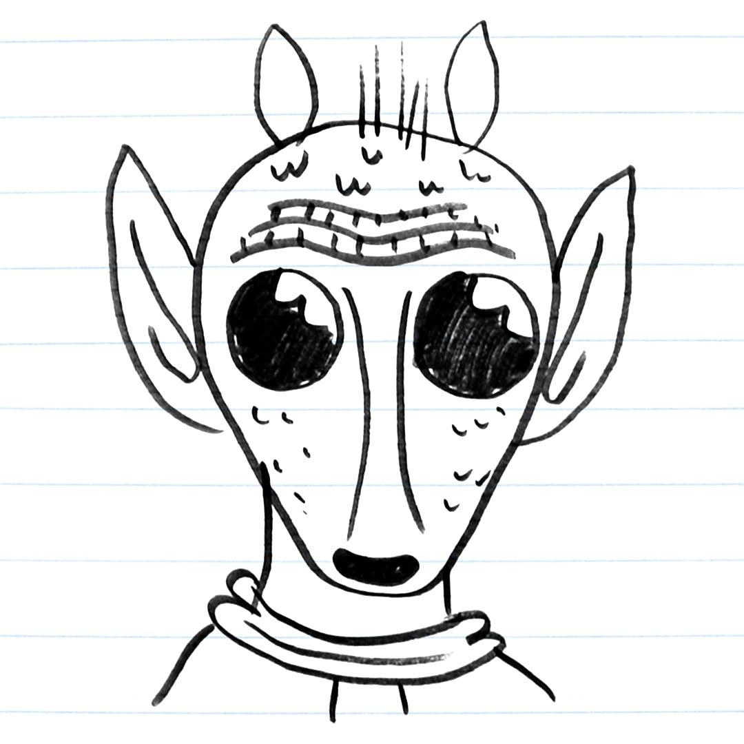 how to draw greedo star wars