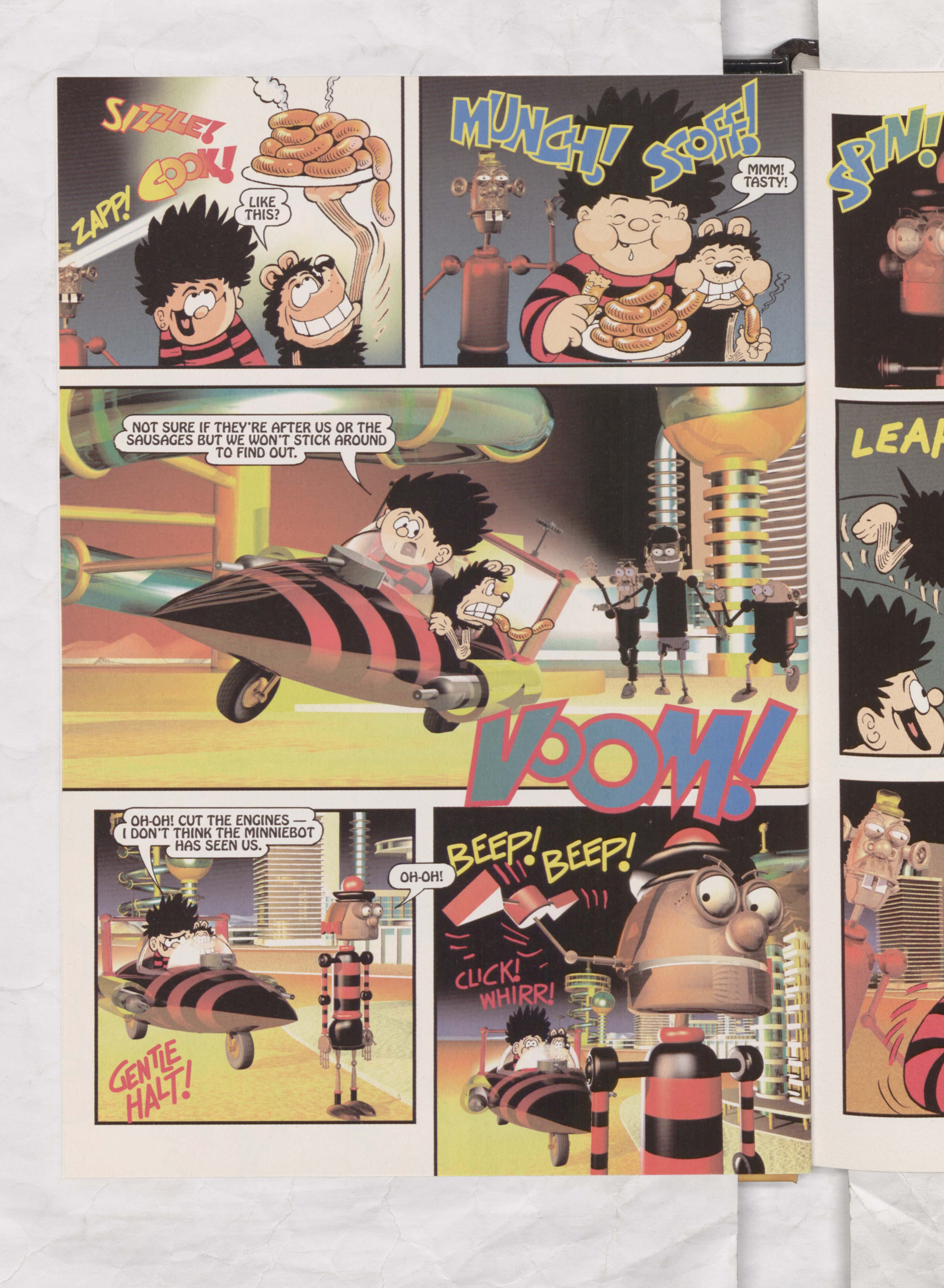 Dennis the Menace in Robot Rumble - Page 5