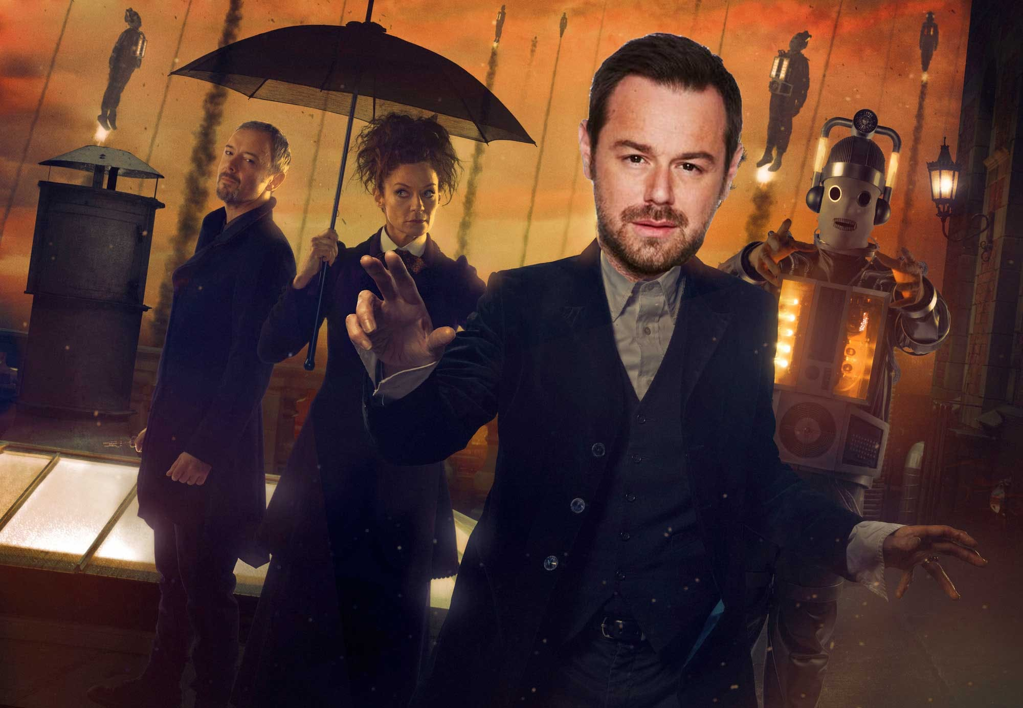 Danny Dyer in Doctor Who