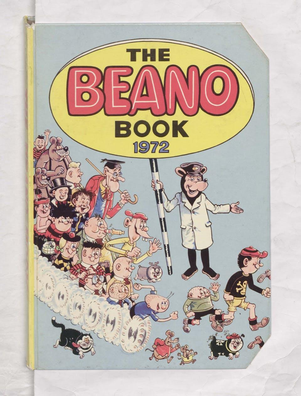 Beano Book - Annual 1972