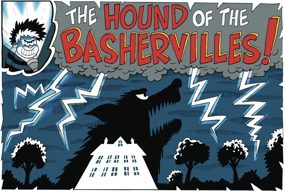 Gnasherville Basherville!
