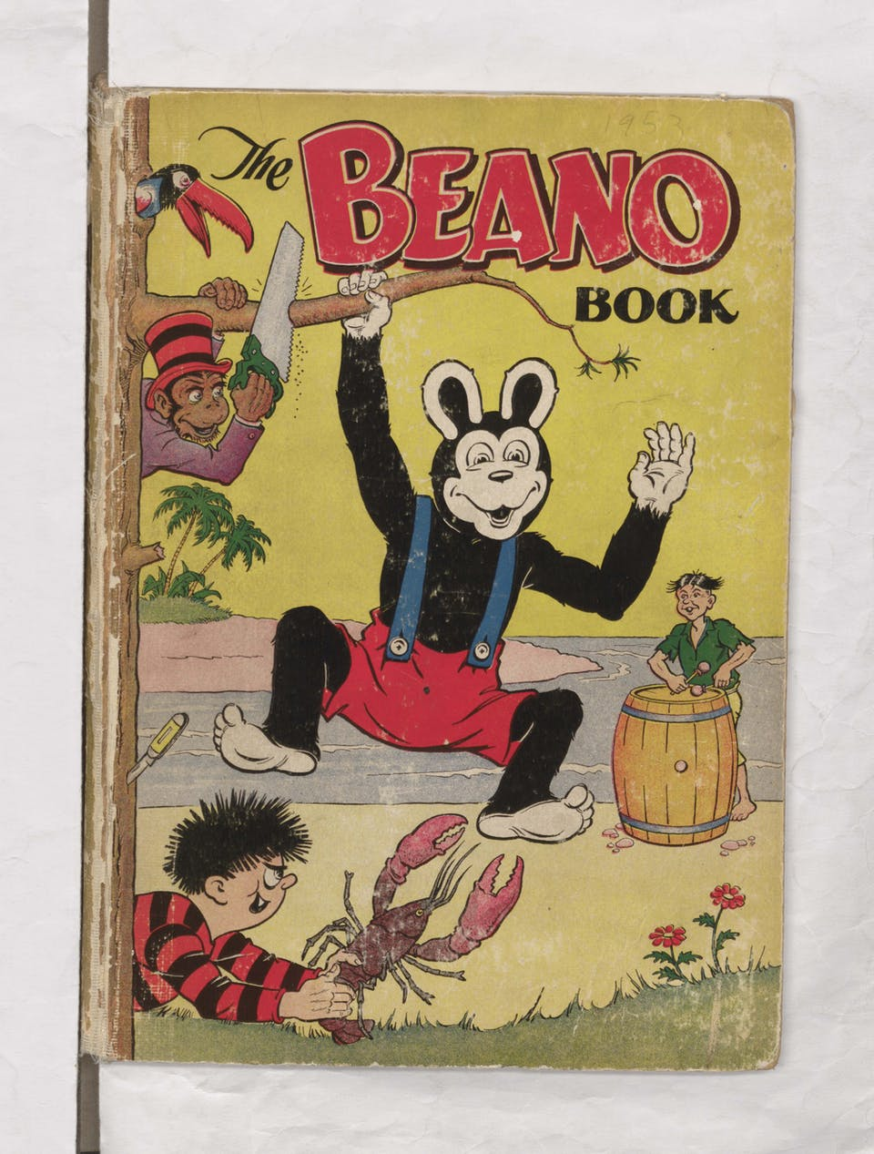Beano Book 1954 Annual