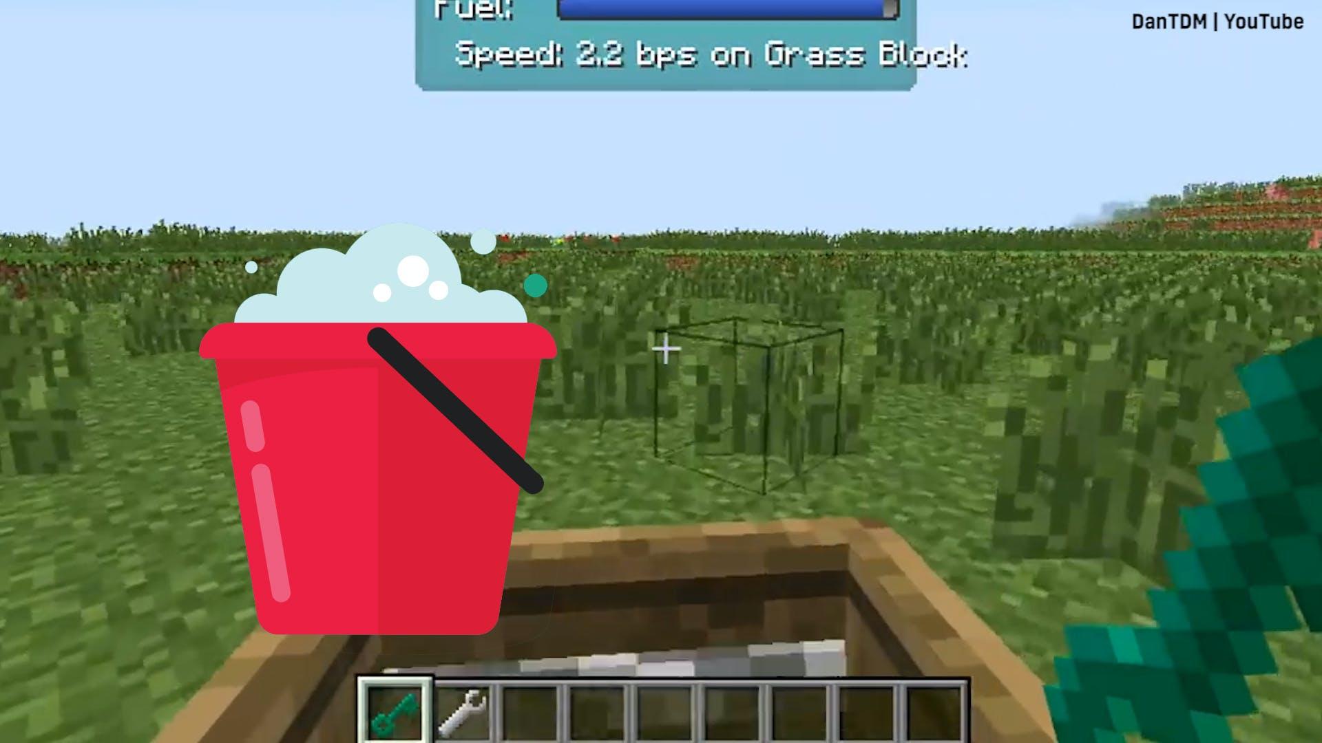 Minecraft Lawn