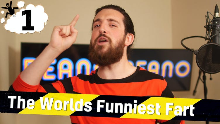 Make a fart sound - the world's funniest fart