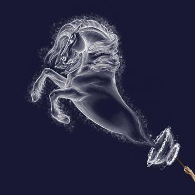 Horse patronus