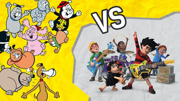 Head2Head - Gnasher v Gnipper - Which gang is greater?