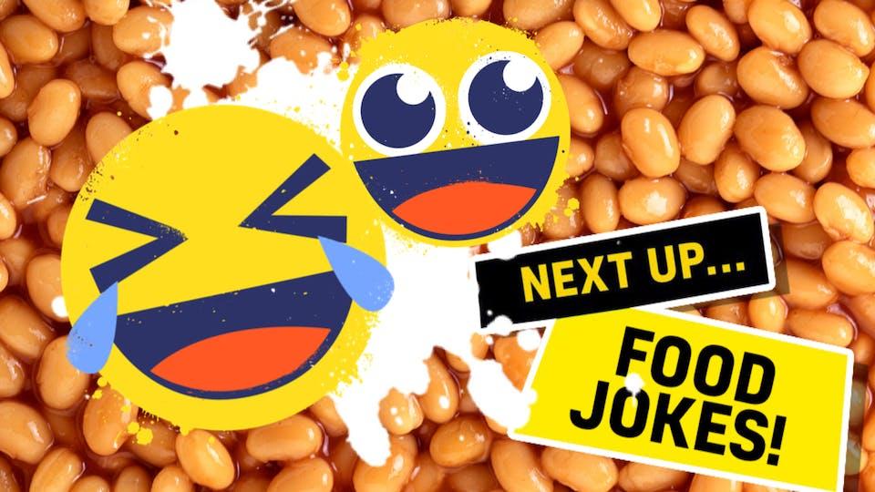 Food jokes