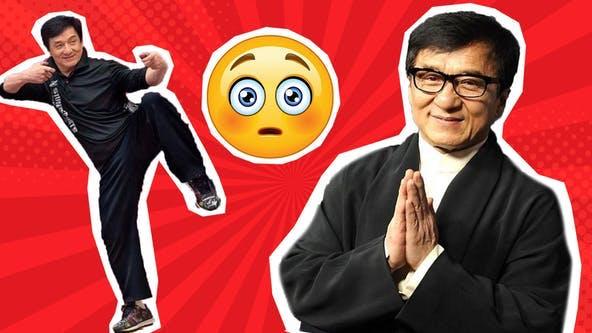 Who is Jackie Chan? Jackie Chan