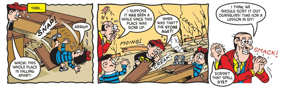 Inside Beano no. 3968 - Bash Street
